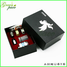 Low price 1:1 clone dark horse mini 4 rings kit VS hell boy rda/k.loud rda