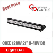 "21"" 120W Low power consumption car 4x4 LED light bars"