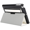 Factory price Toothpick Texture tablet case for ipad mini with belt clip