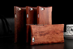 OEM Christmas Gift, wood phone case for iphone 6 4.7, bumper case