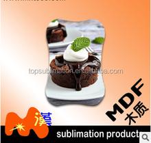 Personalized MDF Magnet Sublimation Fridge Refrigerator Magnet