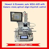 Best feedback 110V/220V WDS-620 high performance laptop repair bga machine for mobile phone with pcb jig smd repairing machine