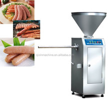 500kgh 304 stainless steel industrial automatic sausage stuffer sausage filler sausage making machine