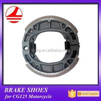 China Factory Provide CG125 Motorcycle Brake Shoe