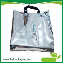 High quality Customized Printed plastic gift bag shopping