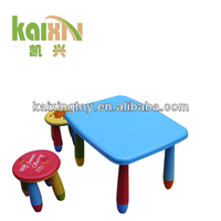 cheap attached study school desks and chair set