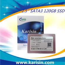 "Solid State Drive 2.5"" SATA III MLC 120gb SSD"