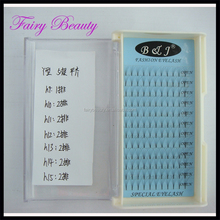 2D, 3D, 4D, 5D, 6D pre made 0.05, 0.07 volume lashes flat lashes Eyelash Extension