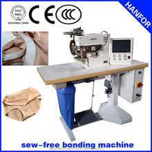 briefs cutting and glue tape seamless bonding machine
