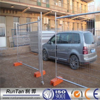factory removable fence, used temporary fence