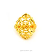 24 gold wedding rings 24K Gold Wedding jewelry Ring