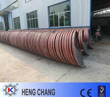 Hengchang Gold Dressing Gravity Separation /Spiral chute For Ghana