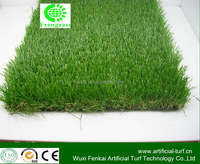 2015 factory product light green landscaping plastic artificial grass widely used for fence ,balcony ,garden decoration .WF-UW