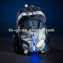 backpacks school with led lights