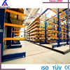 heavy duty cantilever racking systems for long goods