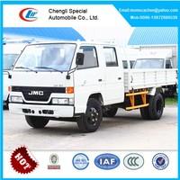 JMC double cabin cargo truck for sale!double cabin pickup truck 3-5tons!
