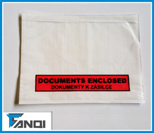 A6 / C6 Plain/ printed Documents enclosed