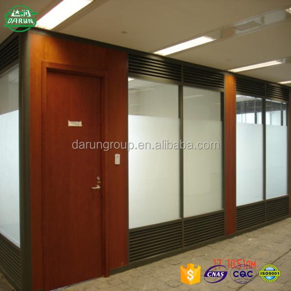 Cheap Aluminium Office Partition Glass Wall Supplier Buy