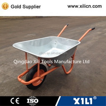 Heavy duty galvainzed tray wheel barrow wb6426