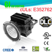Top quality 5 years warranty DLC UL cUL certificated plastic flood light