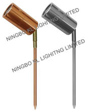316 stainless steel or solid copper IP65 waterproof 3W LED outdoor lighting