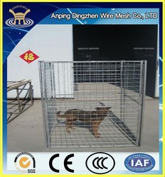 Best Selling Chain Link Dog Kennel Lowes / Low Price Chain Link Dog Kennel For Sale