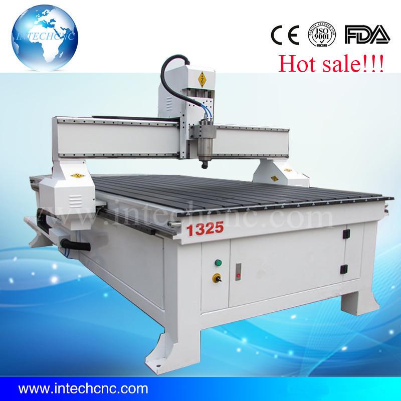 Jinan cnc wood carving machine 1325 cnc router machine for aluminum ...