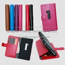 Wallet flip leather case for Nokia Lumia 920