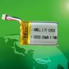li polymer battery 3.7v with 200mAh for Bluetooth
