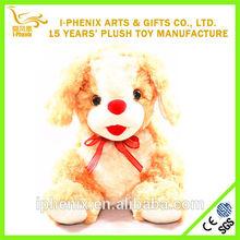 oem excelente calidad personalizada perro de peluche juguetes de peluche