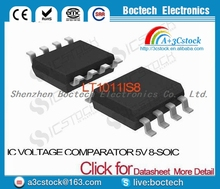 LT1011IS8 IC VOLTAGE COMPARATOR 5V 8-SOIC LT1011IS8 1011 LT1011 LT1011I 1011I T1011