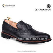 wholesale men leather shoes factory in China