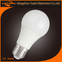 LED Light Source and Aluminium Lamp Body Material 7w led bulb lower cost
