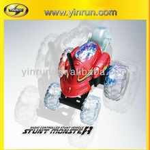 2014 hot sale rc toys monster stunt rc car for toddlers