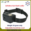 small dog sonic anti bark dog collar with CE