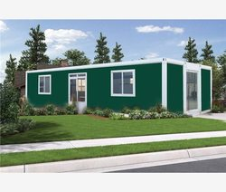 high quality welldesigned shipping prefab cabin container house sell in africa