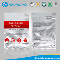Factory Price Wet Device Phone Watch Emergency Water Absorbent Dry Bag