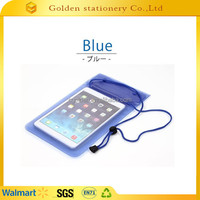 PVC mobile waterproof bag waterproof case for summer water sports
