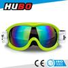 2015 new model safety snowboard goggles straps adult ski glasses
