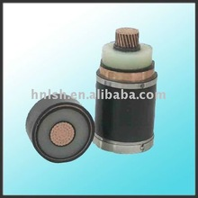 MV XLPE insulated high quality Copper power cable