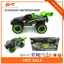 4ch remote control car rc cross country car toy with good quality