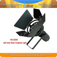 6500K/7000K 31*10W LED Theater Motor Exhibition Par Can Car Show Lights