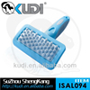 Comfortable handle and better cleaning product pet massage brush