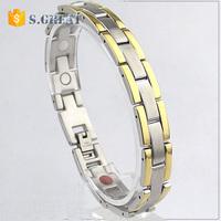 smart healthy fitness energy bracelet vcare blood pressure leather bio magnetic bracelet made in japan