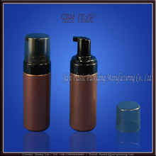 gold soap foam pump bottle 150ml