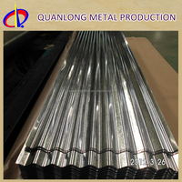 Z275 DX51D Corrugated Sheet Metal Roofing Cheap