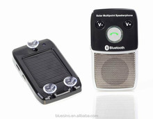 New Version Bluetooth 4.0 handsfree bluetooth car kit support two phone connect