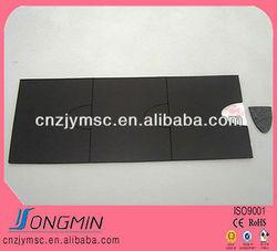cosmetic powder case sticker 3M adhesive kiss cut magnet sheet