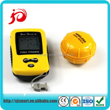 Portable wireless fish finder sonar with factory price
