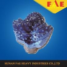 FAE core barrels or drilling buckets roller bits
